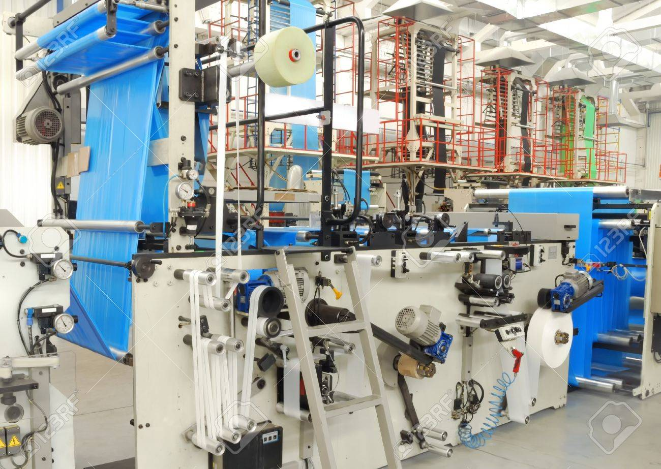 part of the machine for the production of polyethylene - 59236855