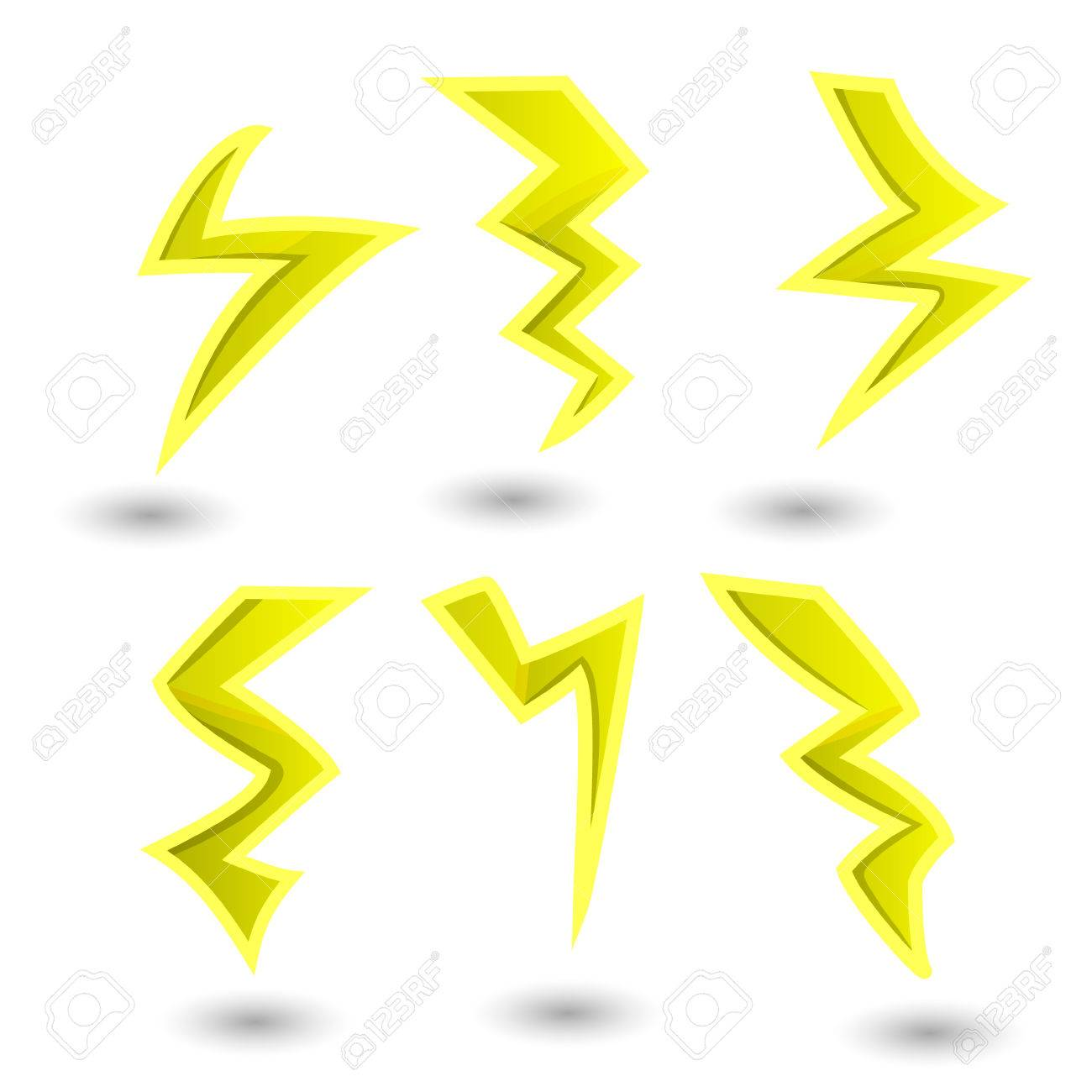 Picture Of Lightning Bolt Free download best