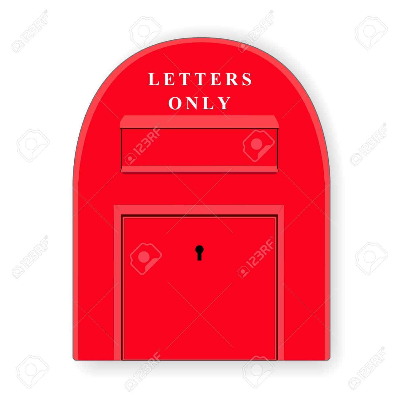 Boite Aux Lettres Rouge Boites Aux Lettres Boite Aux Lettres