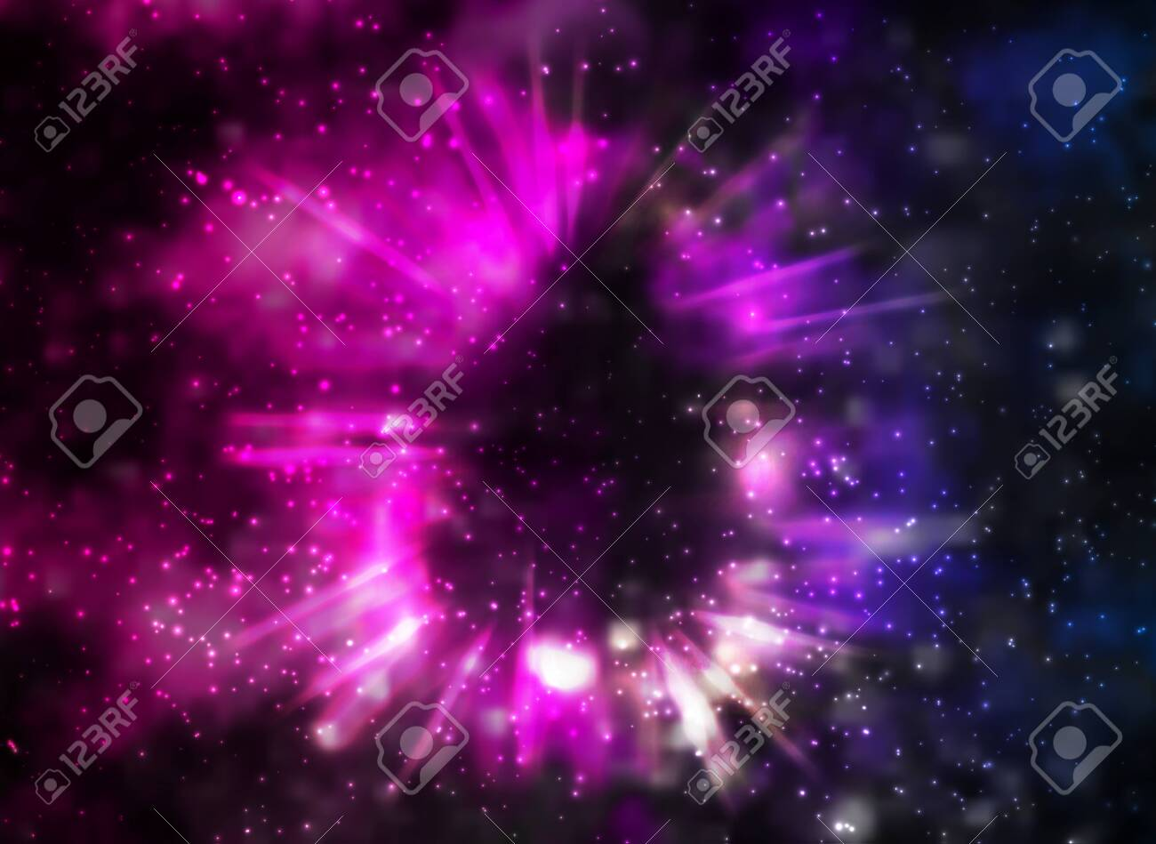Portal Sky Abstract Space Background Magic Light Royalty Free Cliparts Vectors And Stock Illustration Image 150788936