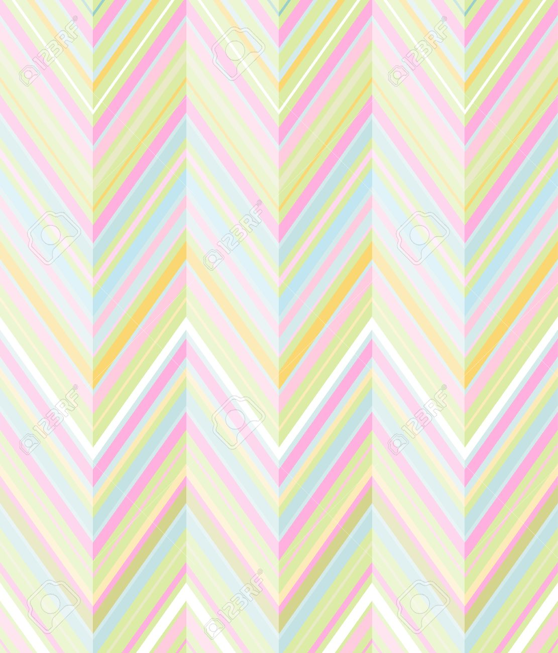 Pastel Shades fun and colorful background of diagonal lines in pastel shades