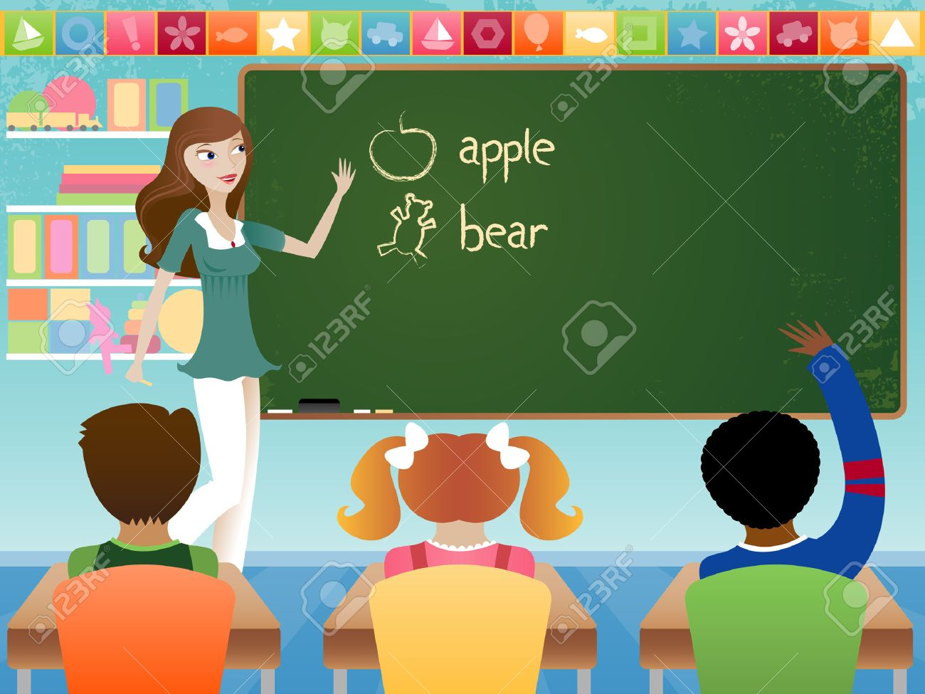 elementary school words