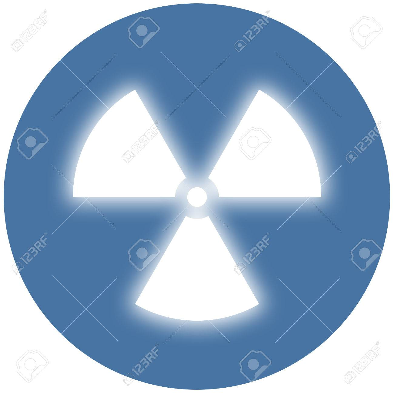 Nuclear radiation symbol on a blue background simple flat design nuclear radiation symbol on a blue background simple flat design stock photo 25970181 biocorpaavc Image collections