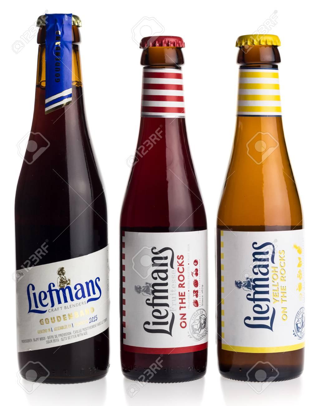 Liefmans Belgium Beer Crate