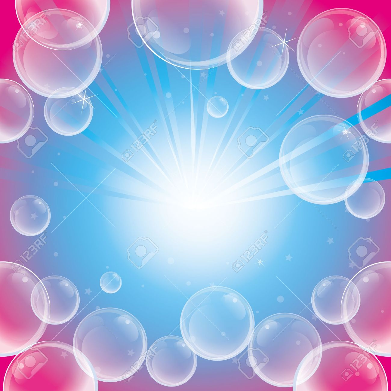 Soap bubble background download free vector art stock graphics - Absract Background With Soap Bubbles Vector Illustration Stock Vector 18021920