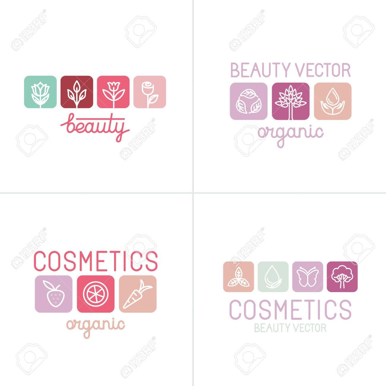 Vector Conjunto De Iconos Y Plantillas De Diseño De Logotipo Para La ...