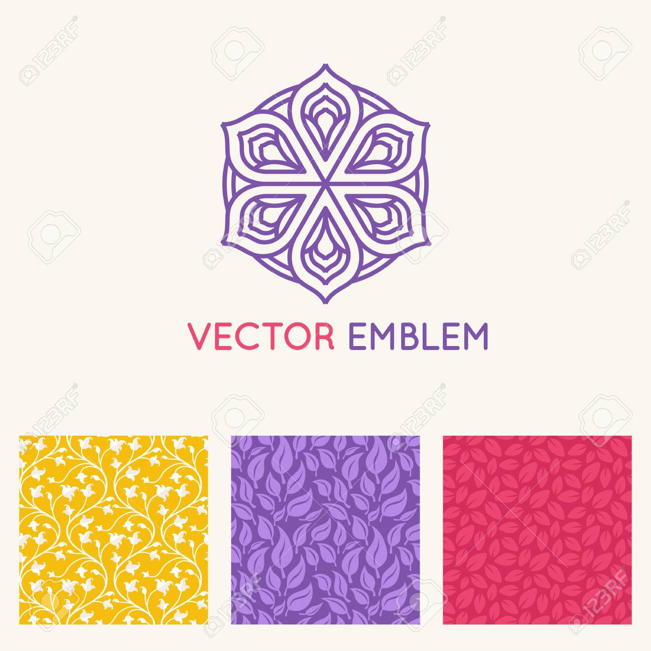 Vector set of design templates seamless patterns and backgrounds vector vector set of design templates seamless patterns and backgrounds for identity business cards and packaging yoga studios holistic medicine colourmoves
