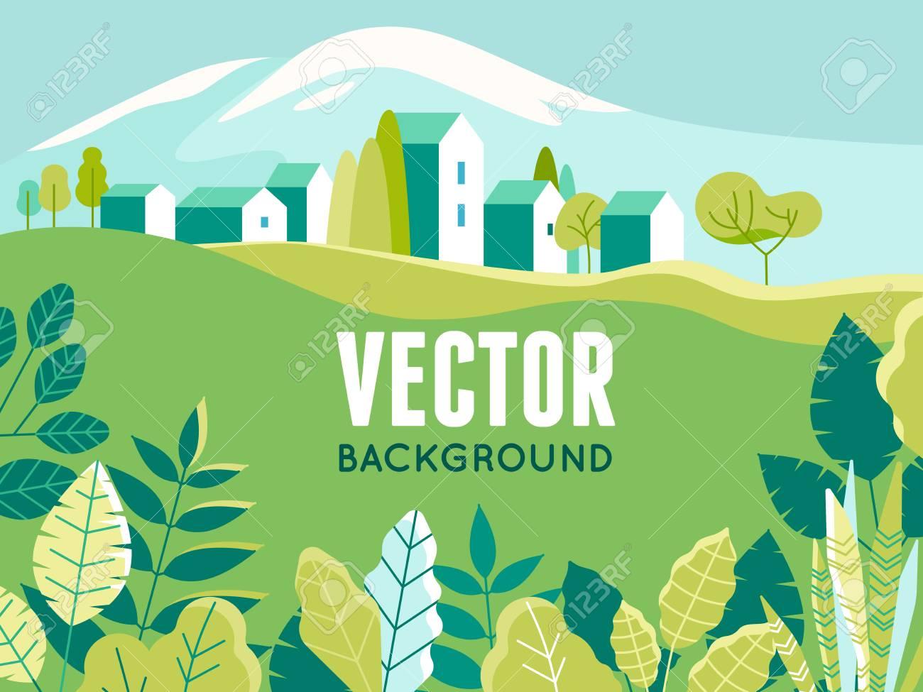 vector illustration in simple minimal geometric flat style rh 123rf com