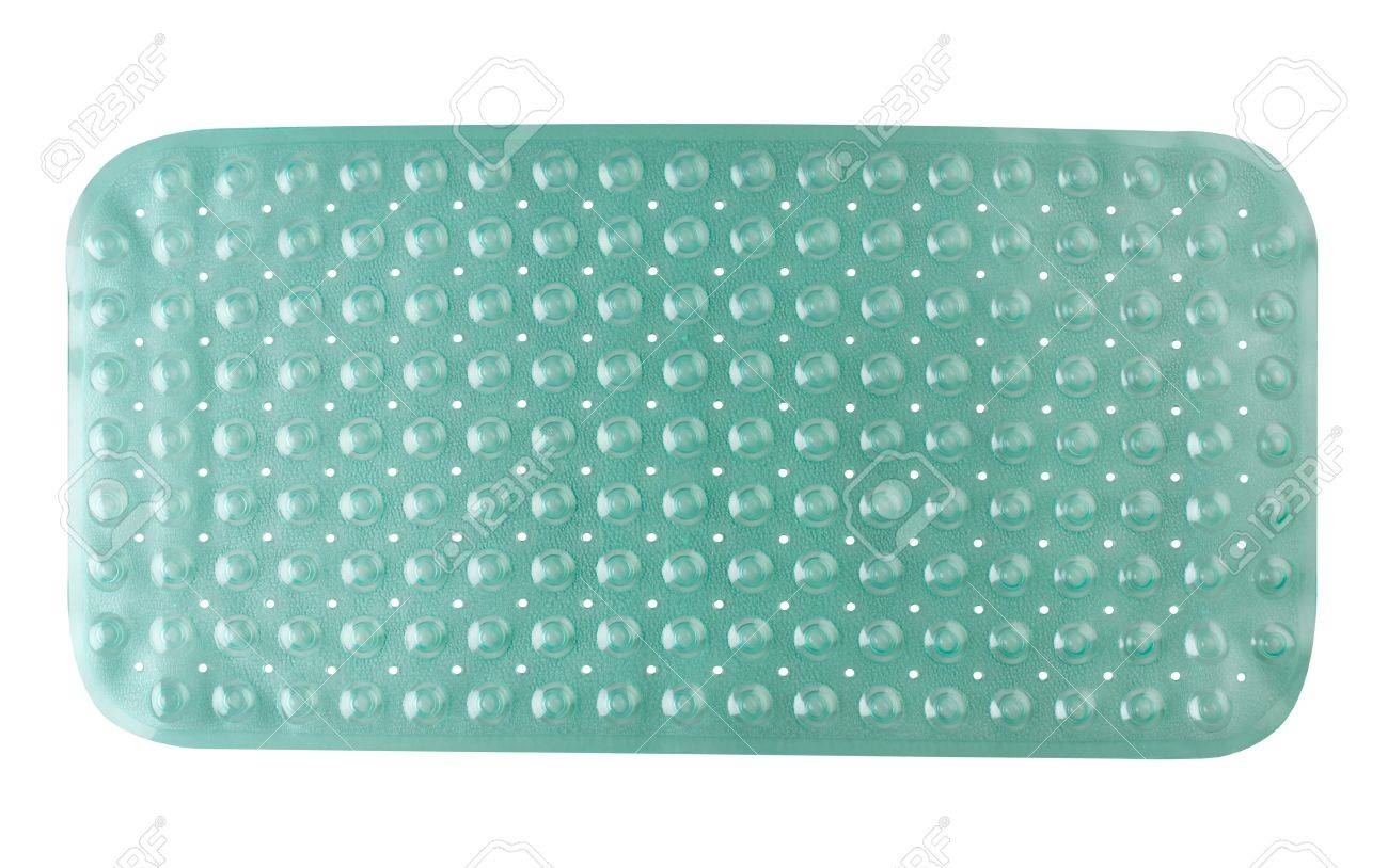 Rubber floor mats for wet areas - Anti Slip Rubber Mat For Bathroom Or Wet Area Stock Photo 16712802