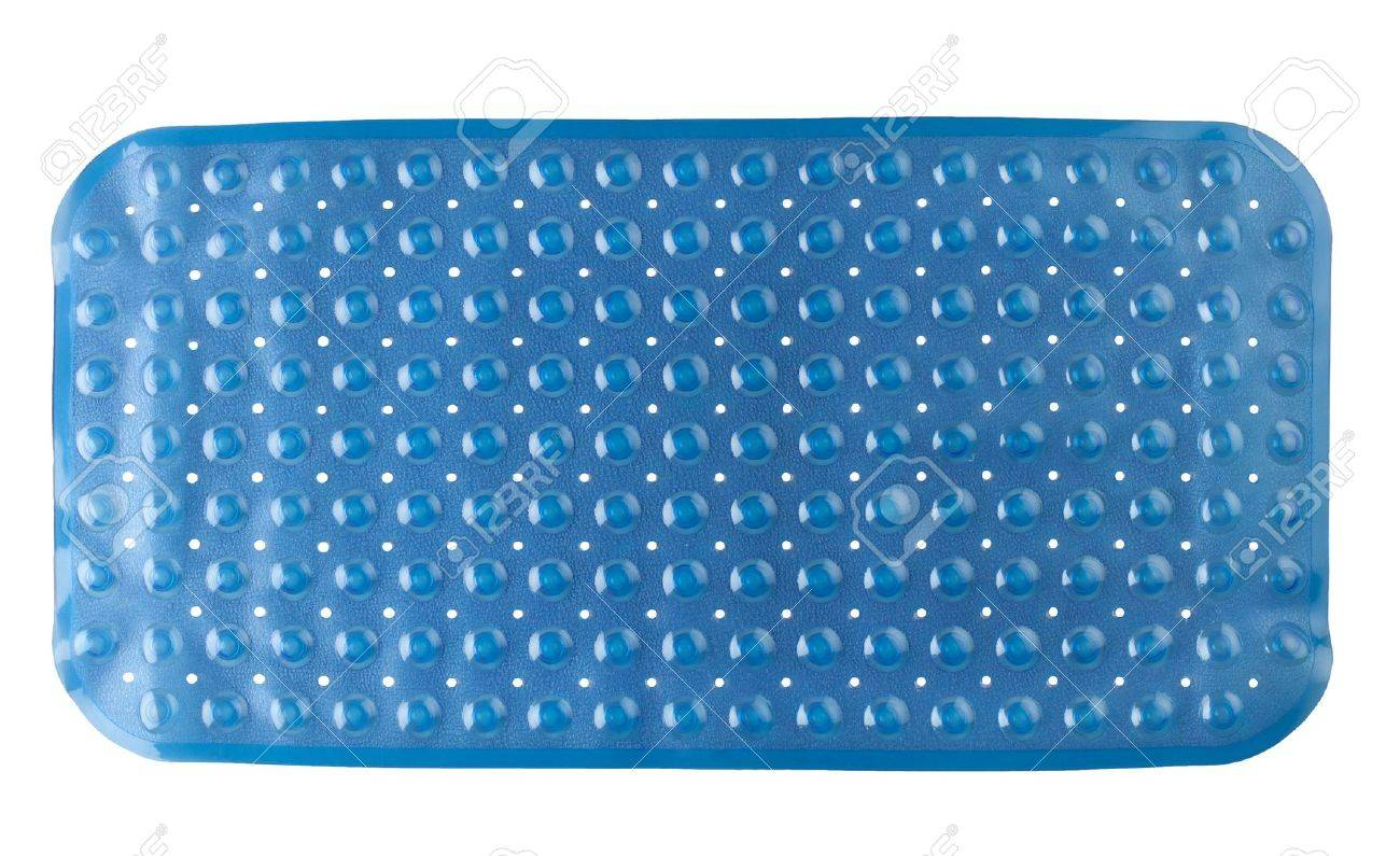 Anti Slip Rubber Mat For Bathroom Or Wet Area Stock Photo   17788453