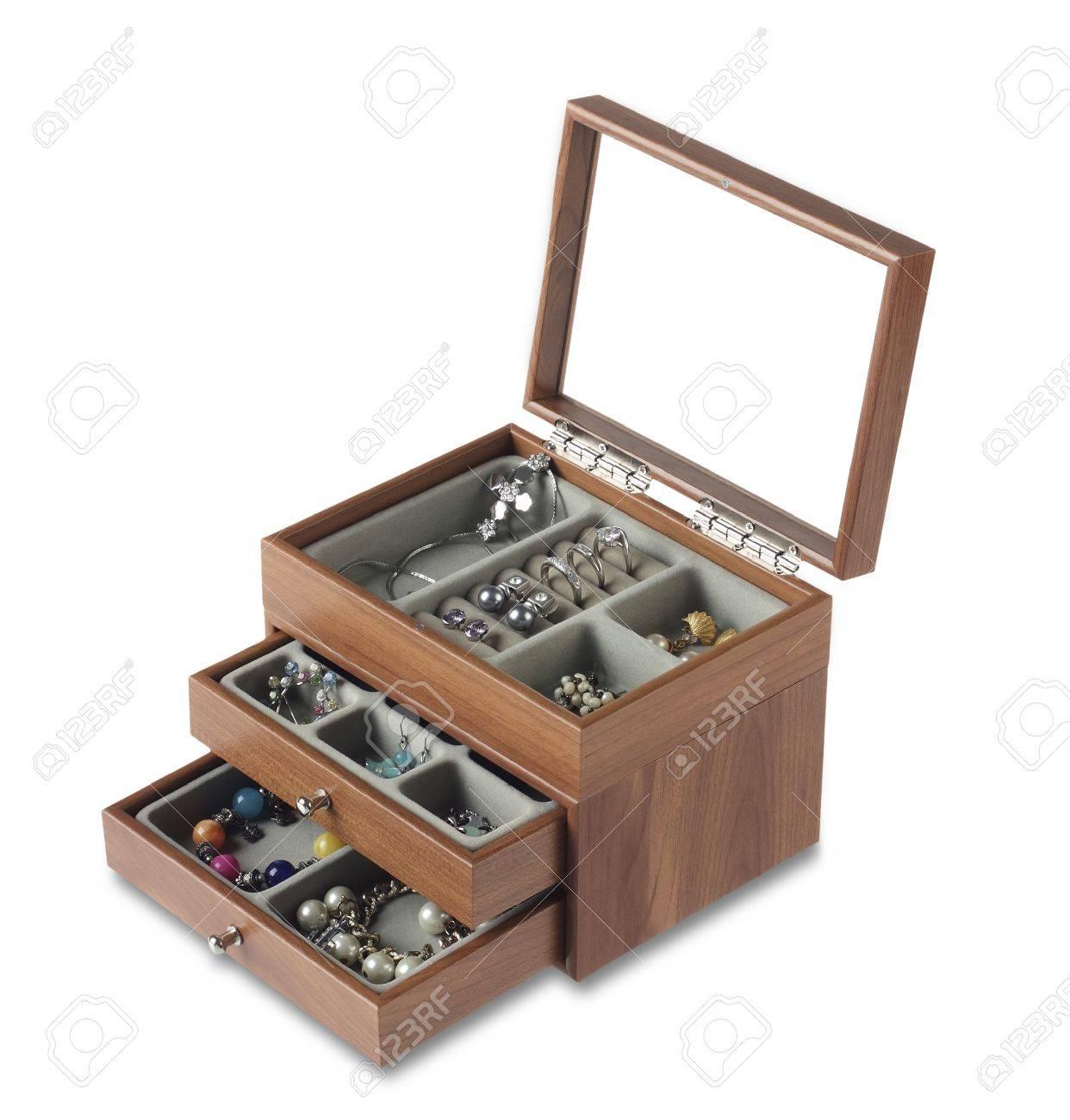 interieur pour boite a bijoux