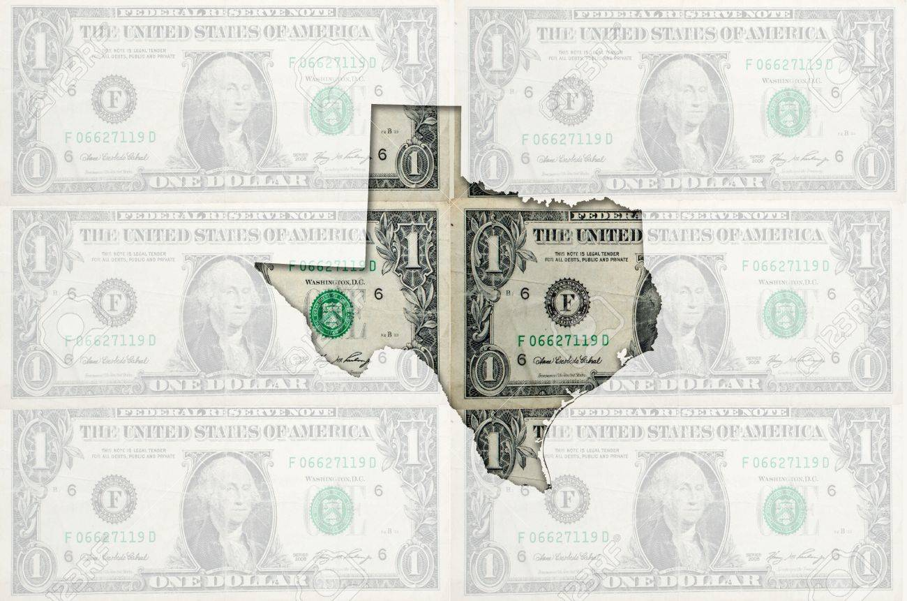 outlined map of texas with transparent background of us dollar us map no background