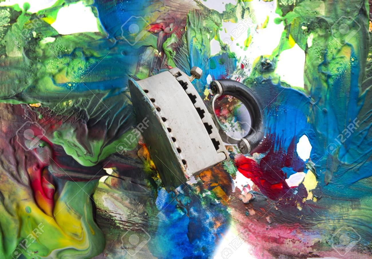 Encaustic 色と蝋の芸術のための...