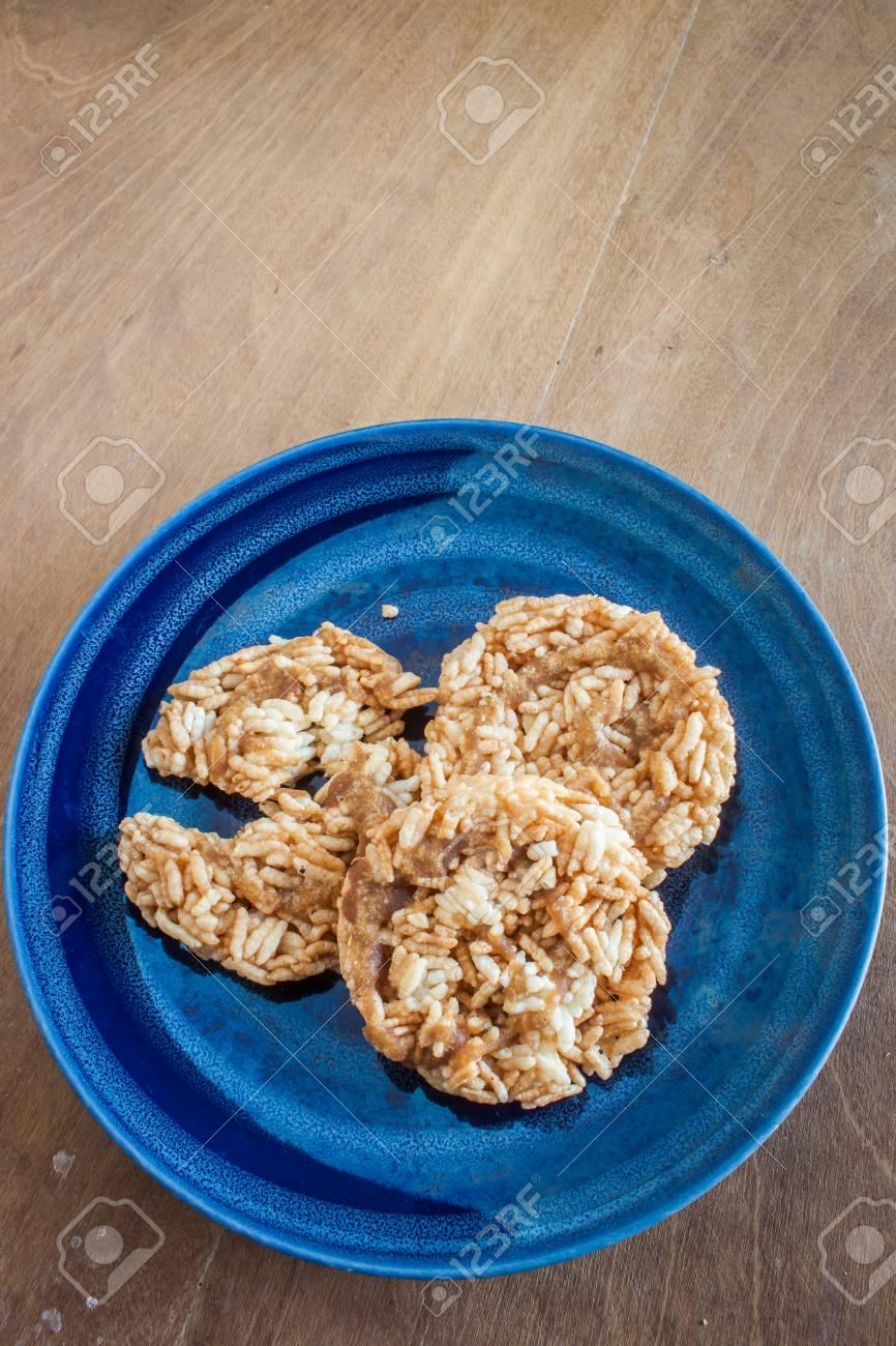 Khao Taen Lanna style thai cookies - 38583082