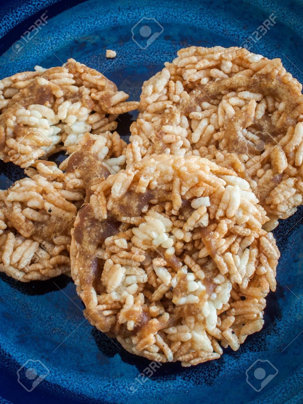 Khao Taen Lanna style thai cookies - 40068396