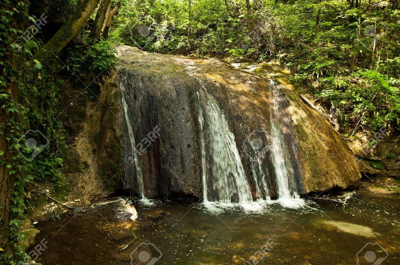 タンブリングの滝 (モリーナ、フ...
