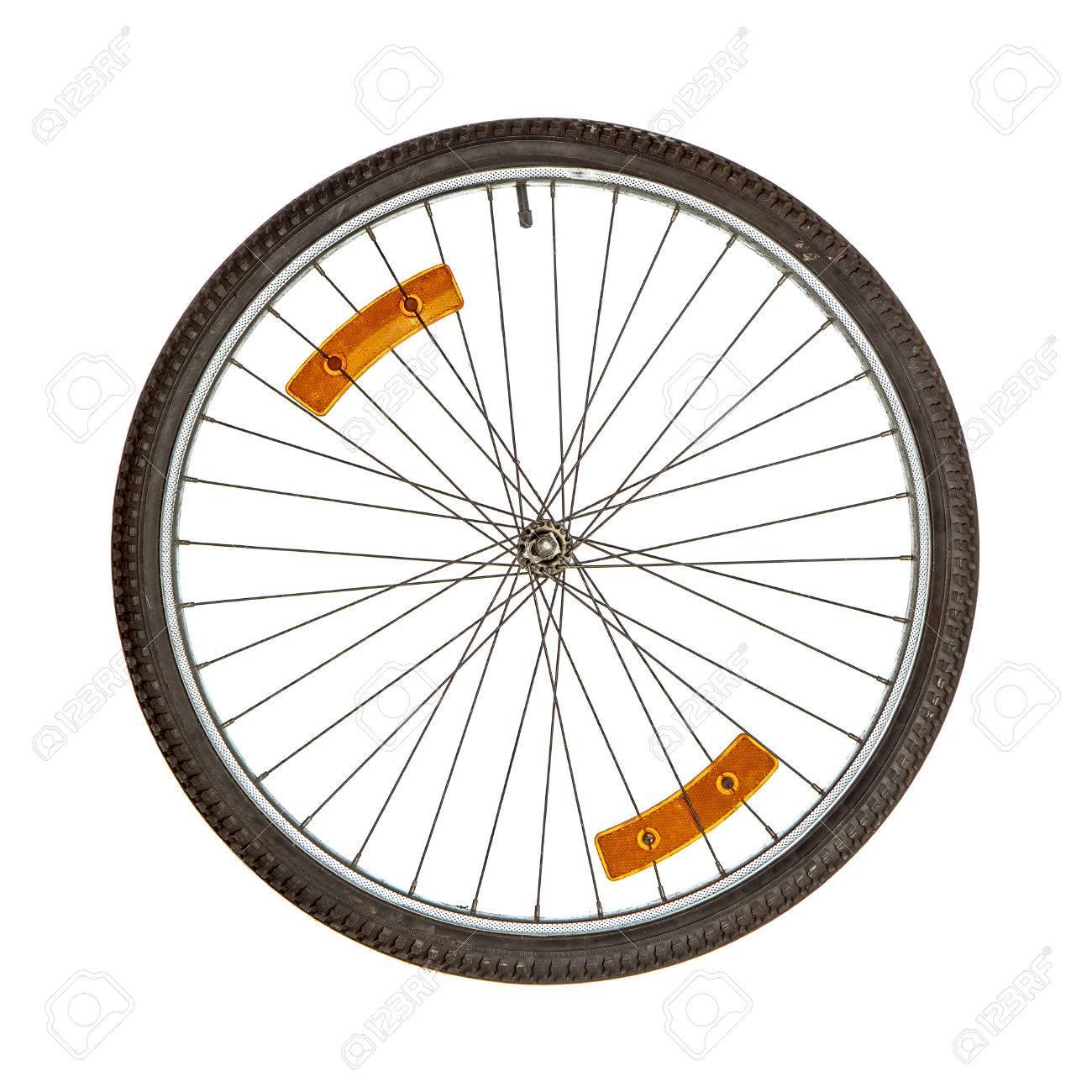 https://previews.123rf.com/images/verdateo/verdateo1506/verdateo150600093/41560295-wiel-van-de-fiets-met-twee-oranje-reflectoren-op-spikes-ge%C3%AFsoleerd-over-white.jpg