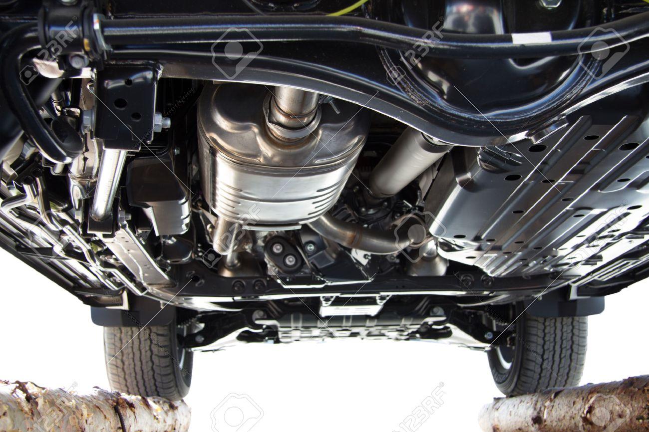 the bottom of the car car bottom off road vehicle car repair