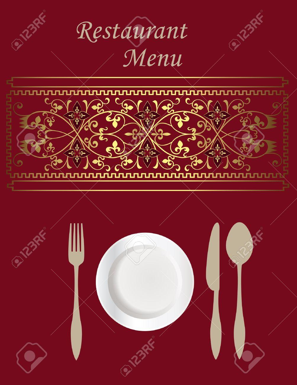 menu card design royalty free cliparts, vectors, and stock