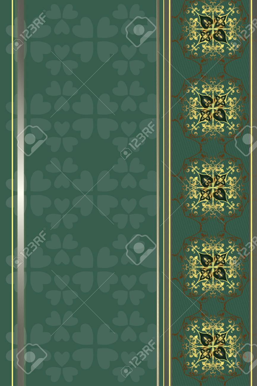 St  Patrick s day card Stock Vector - 12922005