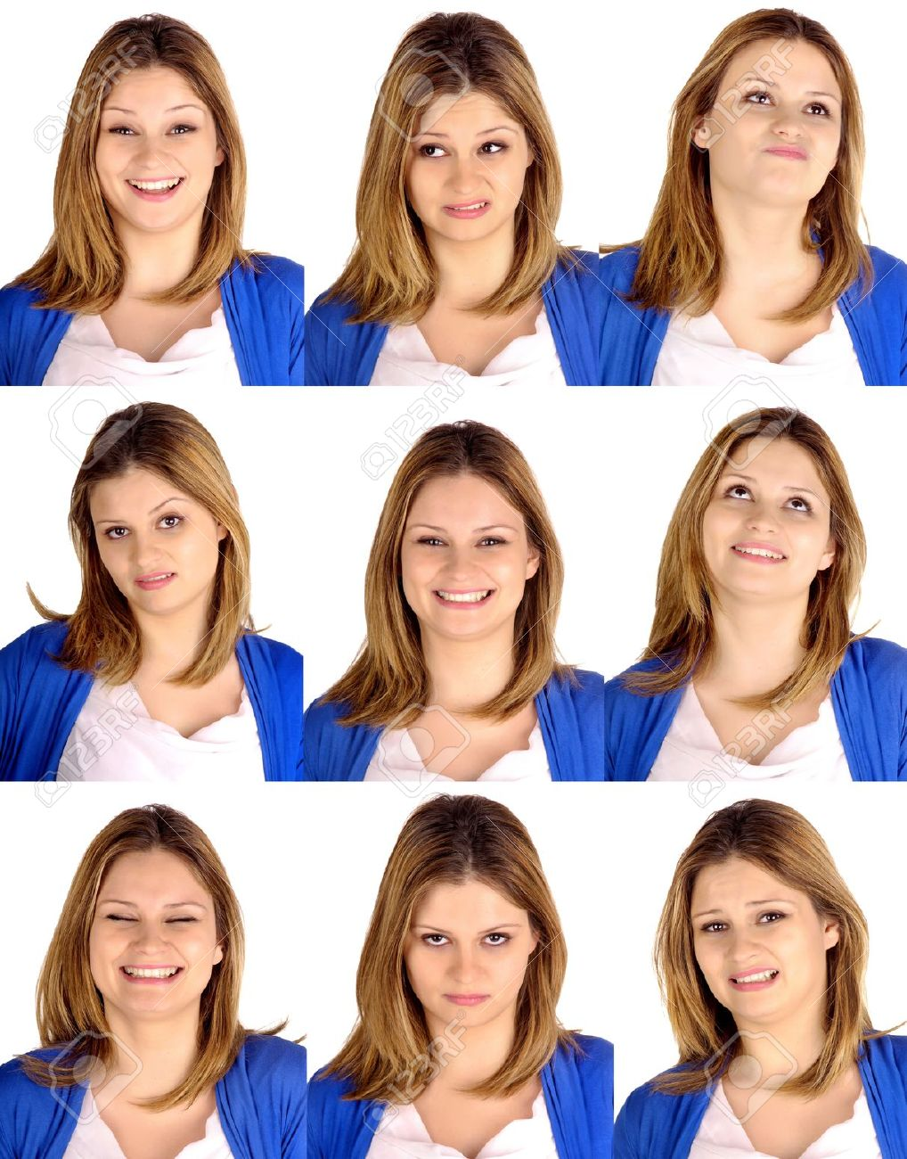 facial expressions pictures