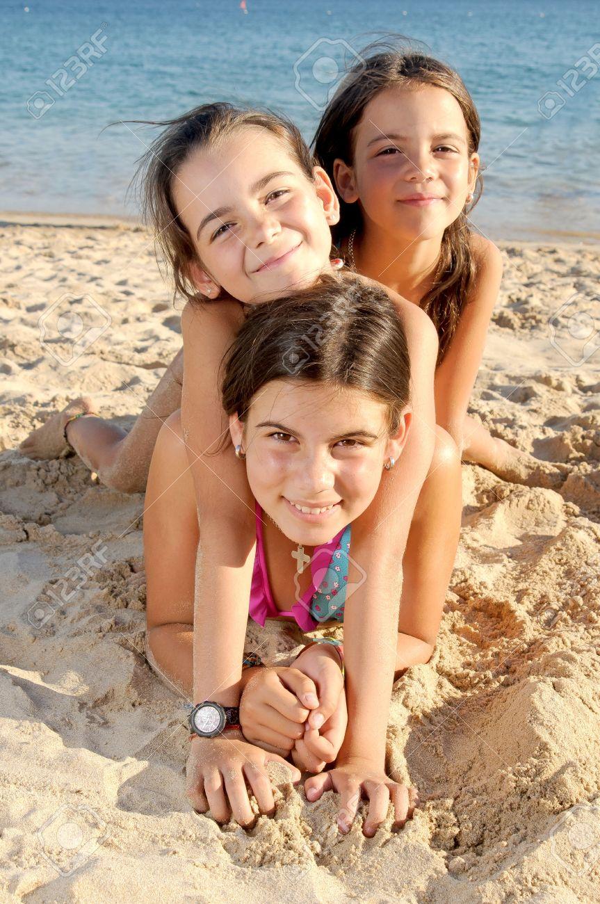 маленькие девочки