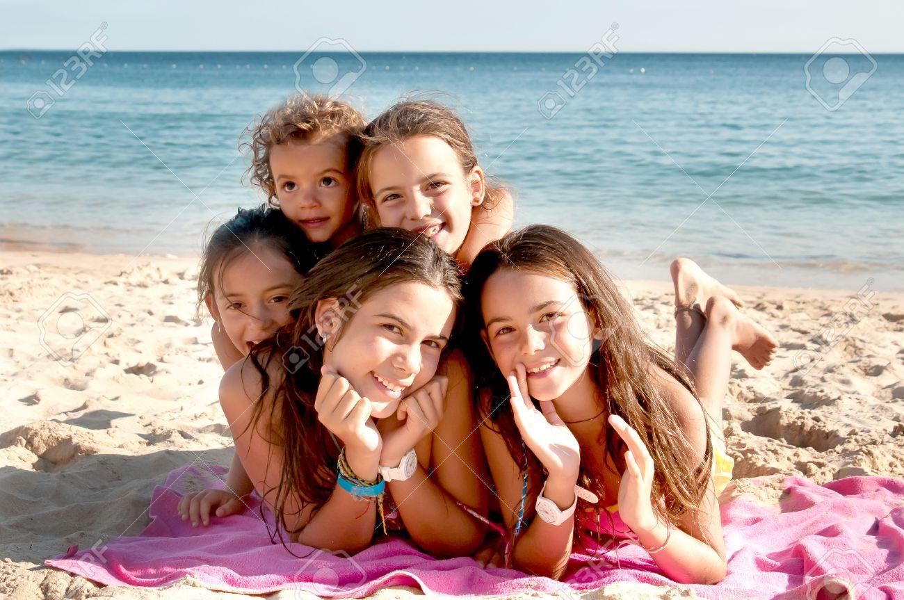 молоденькие девочки на нудистком пляже