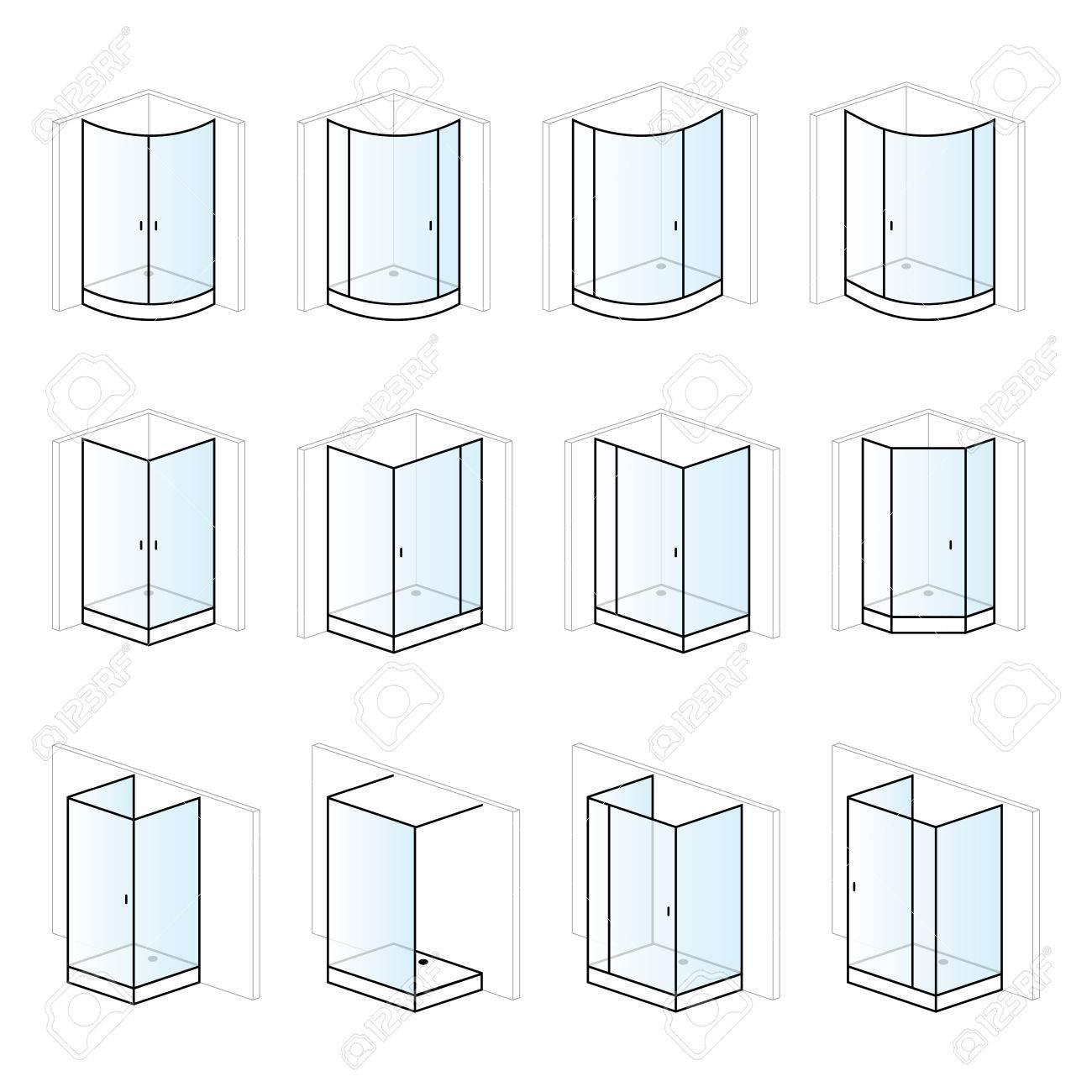 Tamanos Platos De Ducha.Cabinas De Ducha Platos De Ducha En Soluciones De Montaje Y Montaje De Banos De Piscinas De Gran Tamano Y Altas