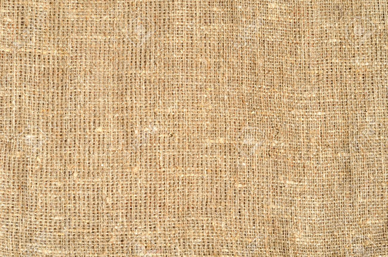 burlap sacking texture background - 44172813