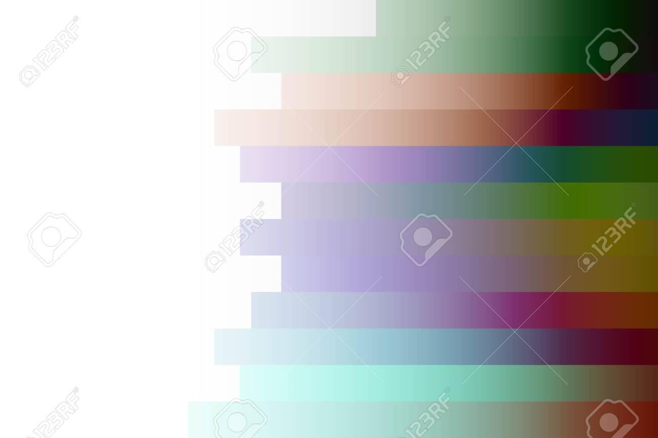Rainbow background for your design: poster, card, wallpaper - 118664460