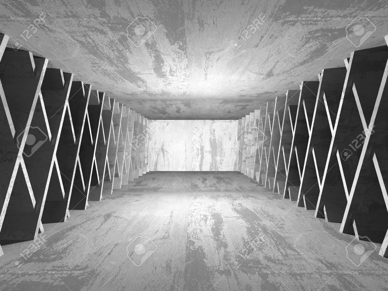 Cuarto Oscuro Fotografia | Fondo De Arquitectura Concreta Resumen Cuarto Oscuro Vacio