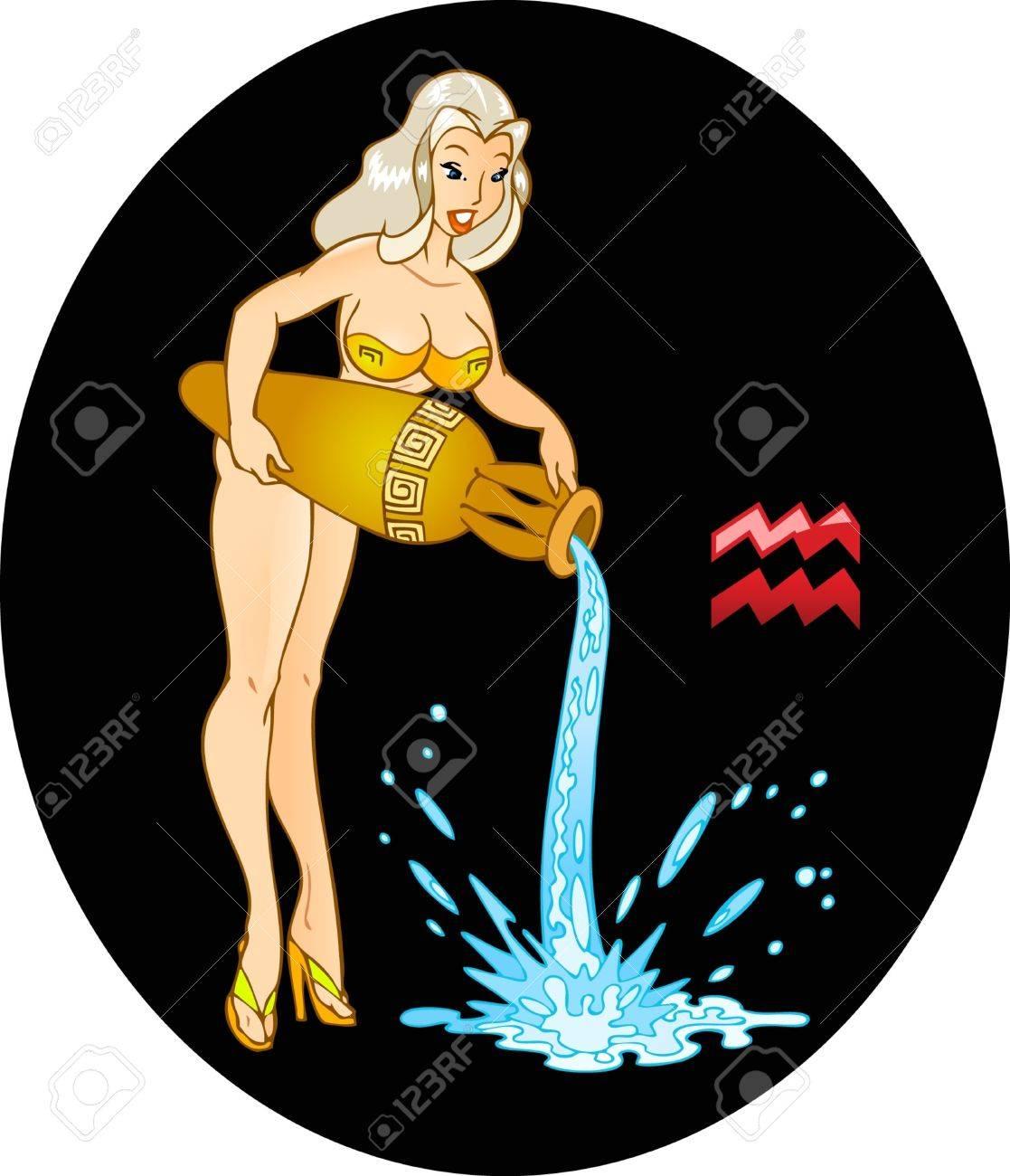 Сексуальные позы водолея