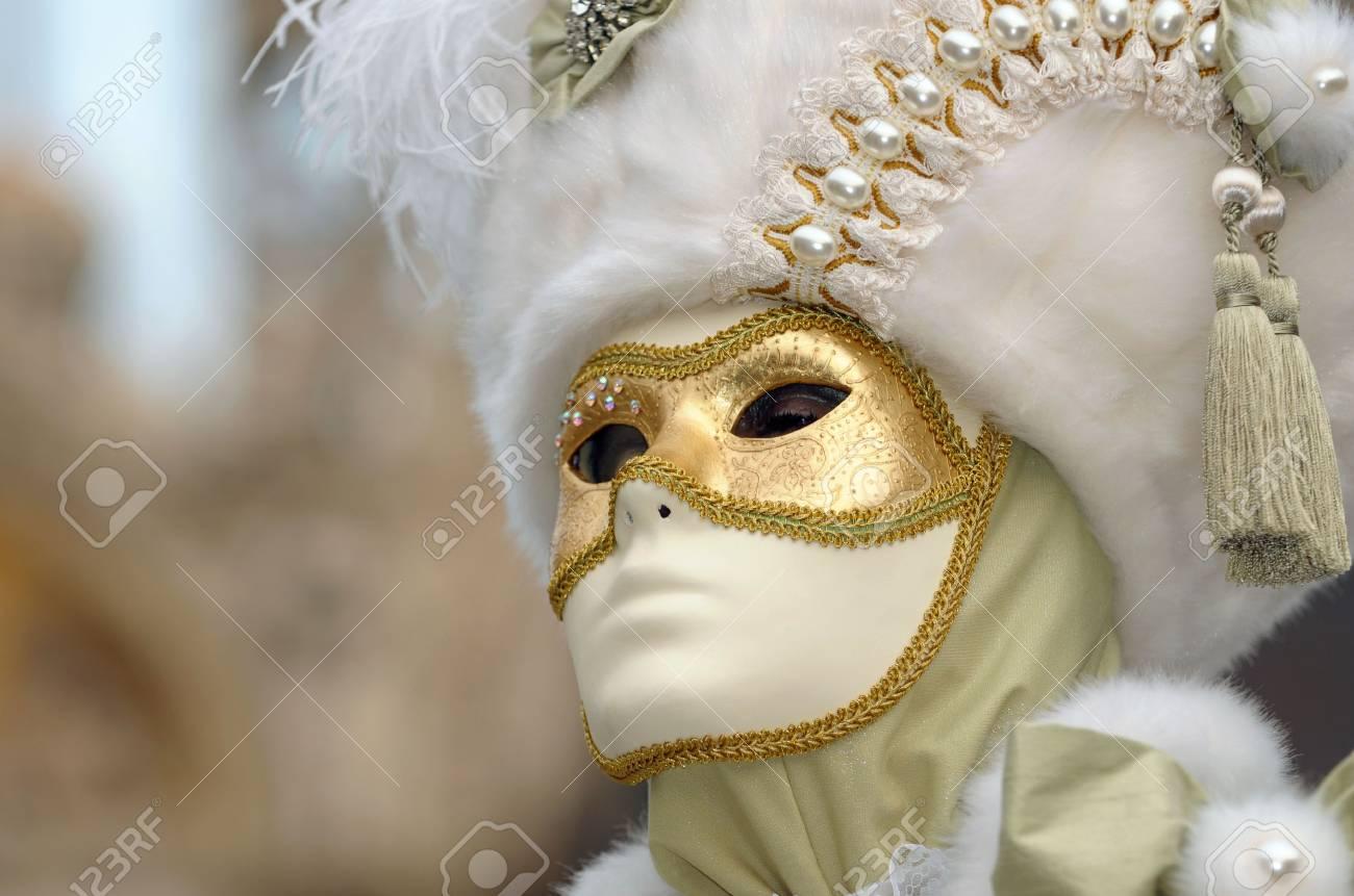 Venice carnival Stock Photo - 6276345