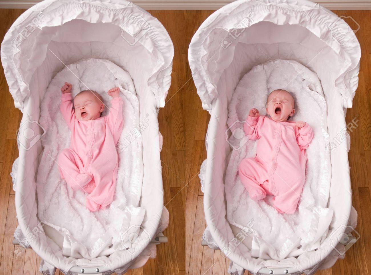 Häkeln baby rosa korb moses basket baby stubenwagen etsy