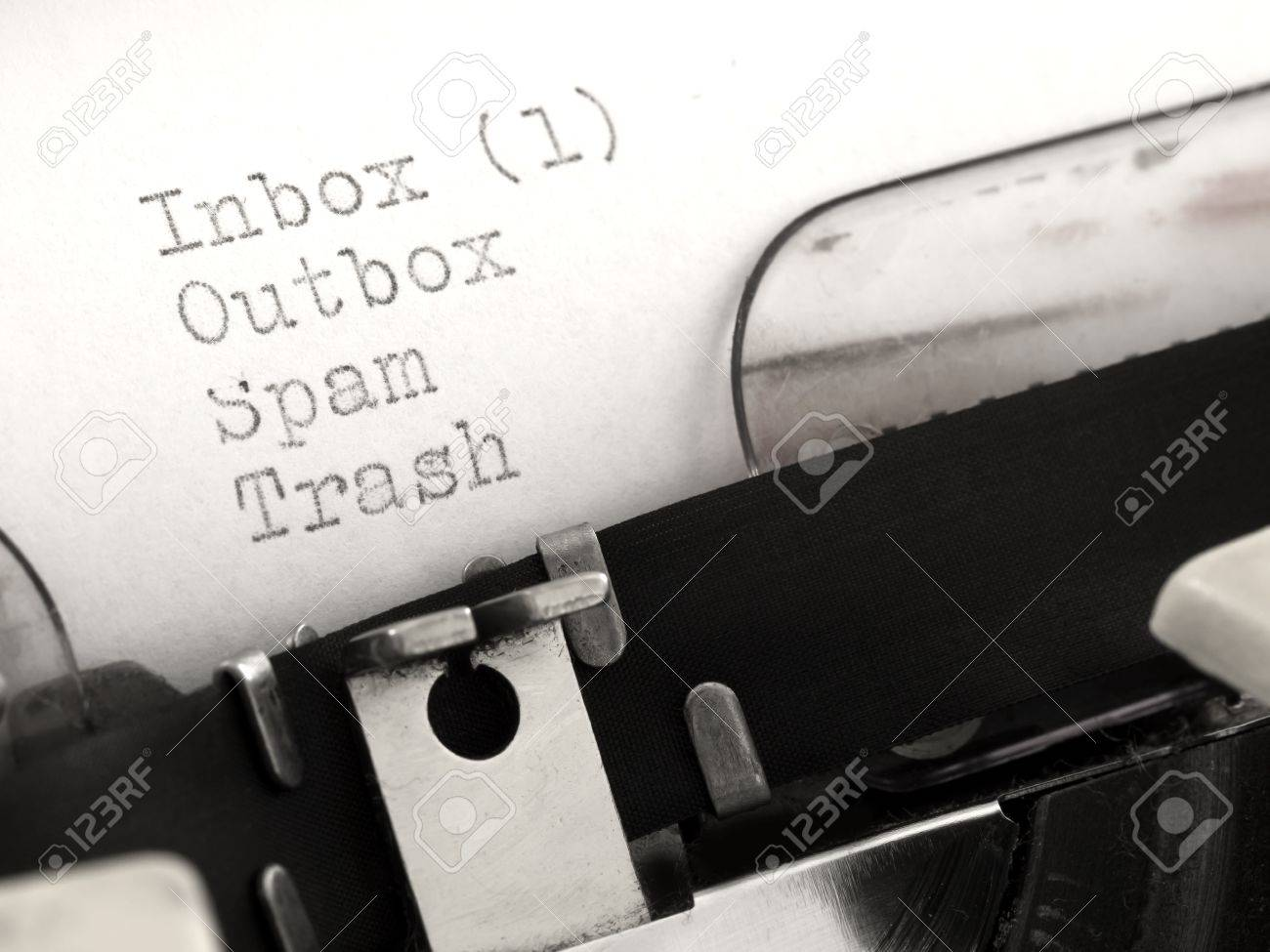 you ve got mail Stock Photo - 17999012
