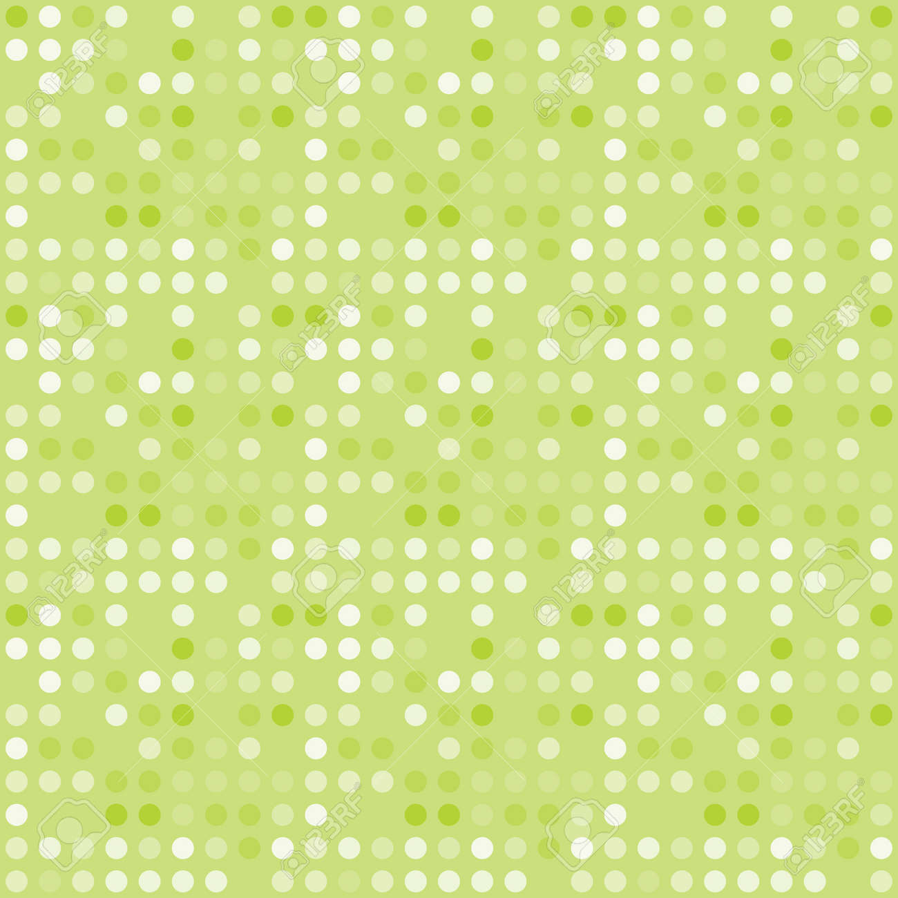 Seamless abstract background of colored varied circles for design. Colored circles background. - 123540639