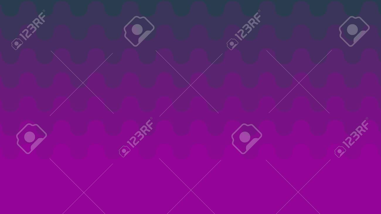 Background with color lines. Different shades and thickness. - 141965484