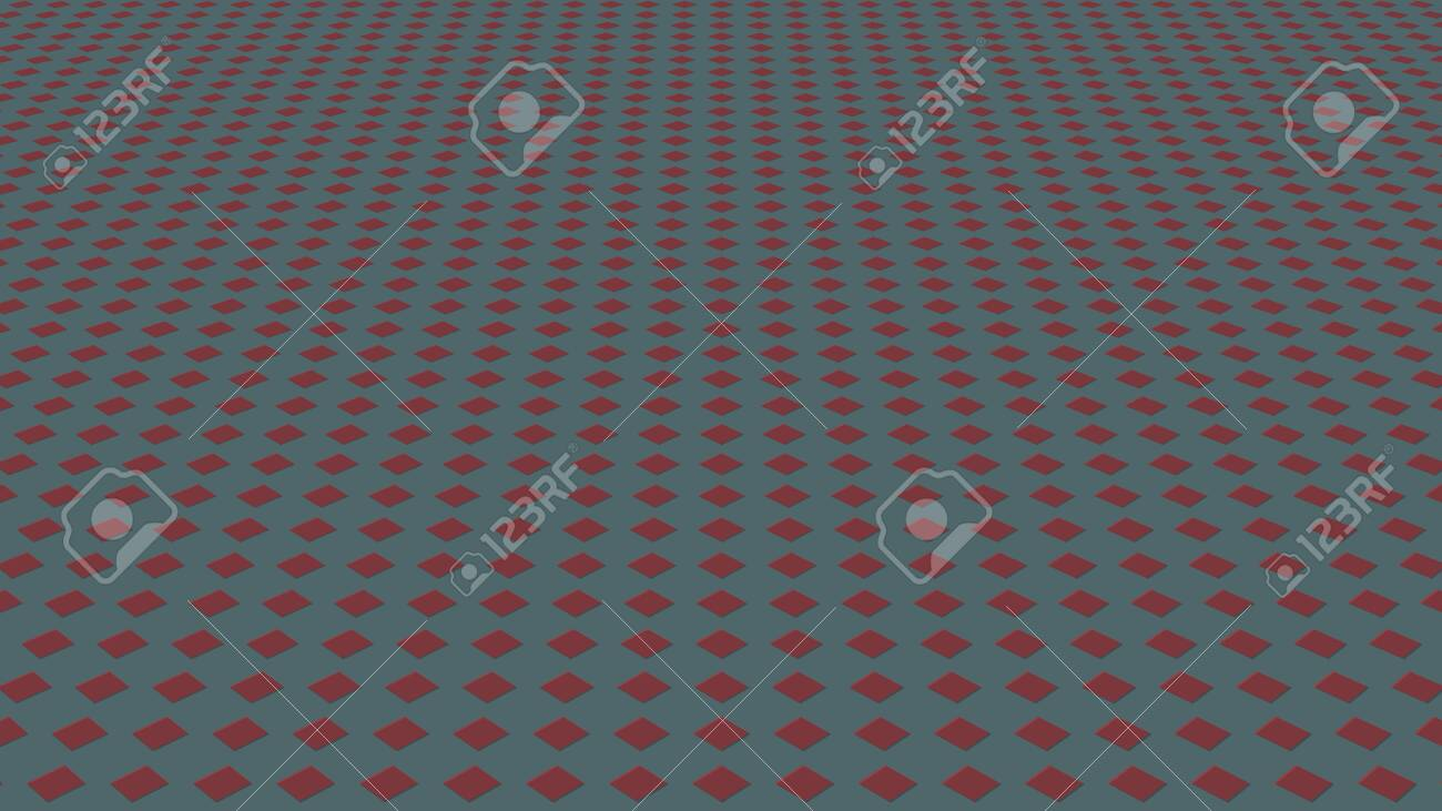 Background of squares. Different shades. With color and light transitions. - 141929035