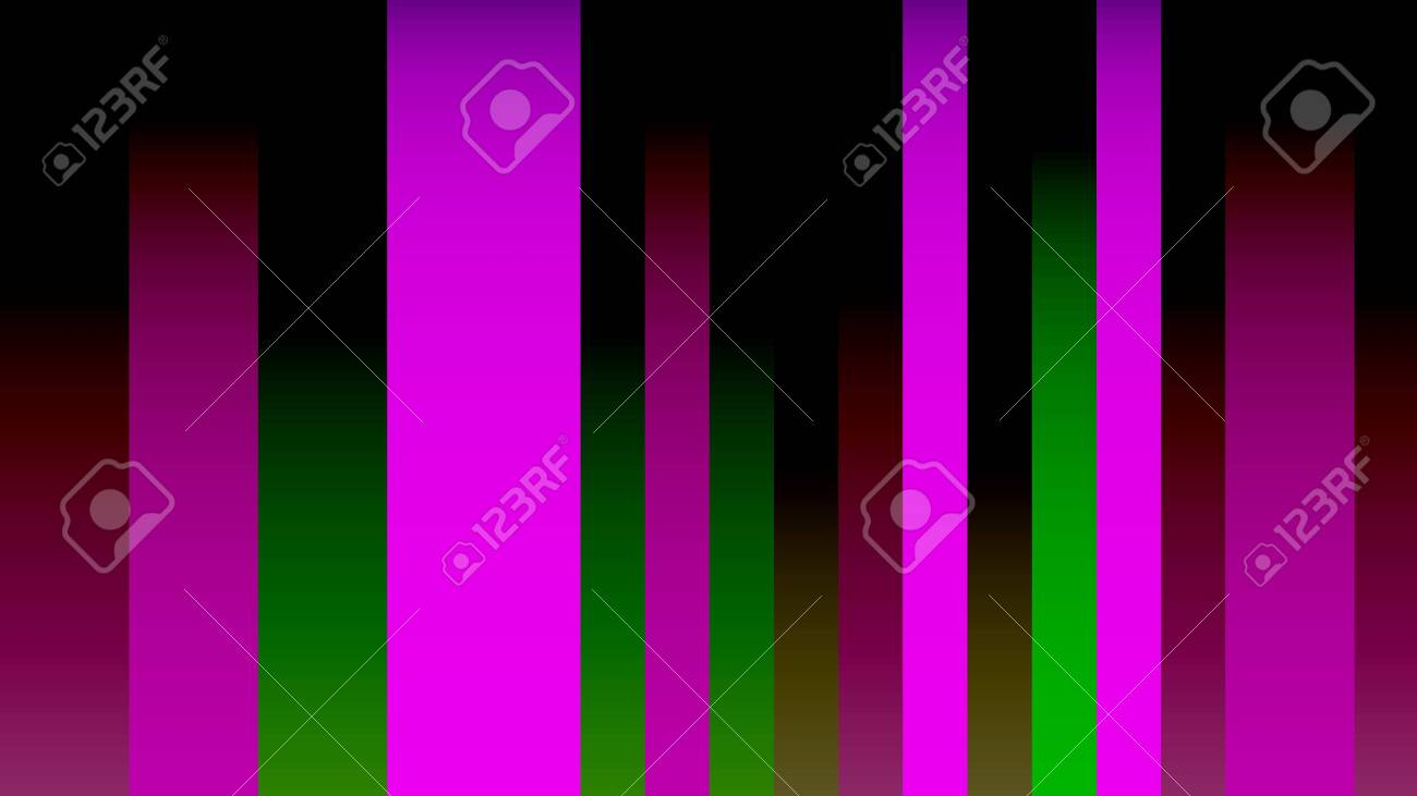 Background with color lines. Different shades and thickness. Abstract pattern. - 141965493