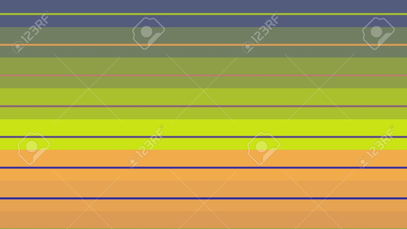 Background with color lines. Different shades and thickness. - 141964933