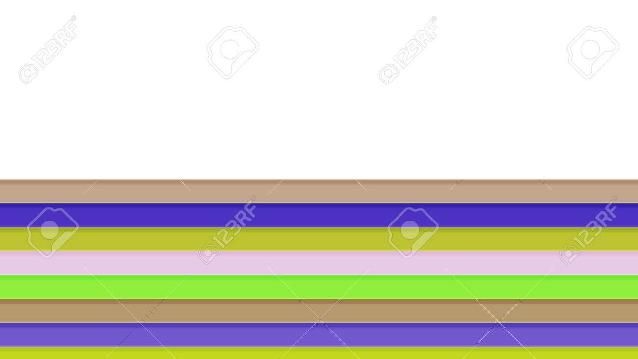 Background in paper style. Of multi-colored details. - 142843016