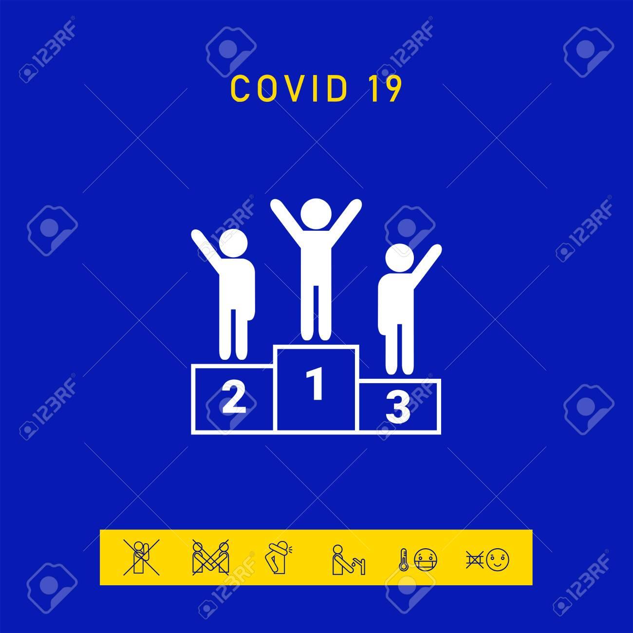 Pedestal - podium icon, elements for your design - 144674456