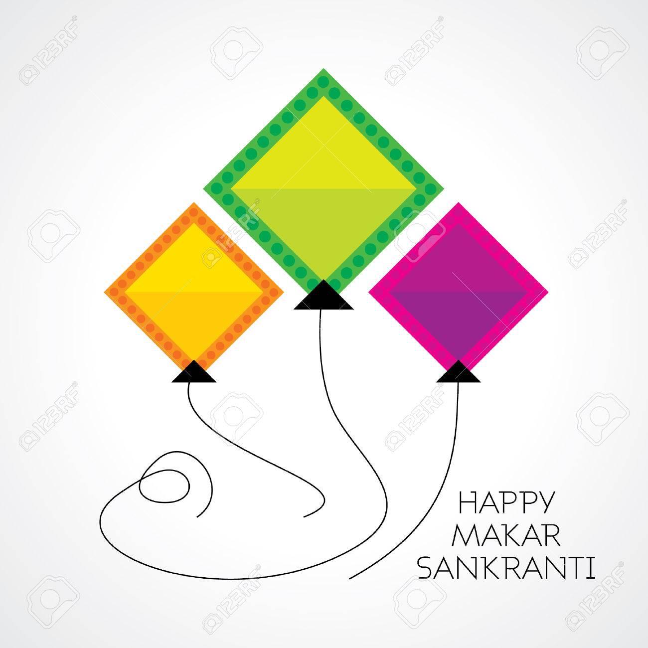 creative concept of Makar sankranti festival - 50310962