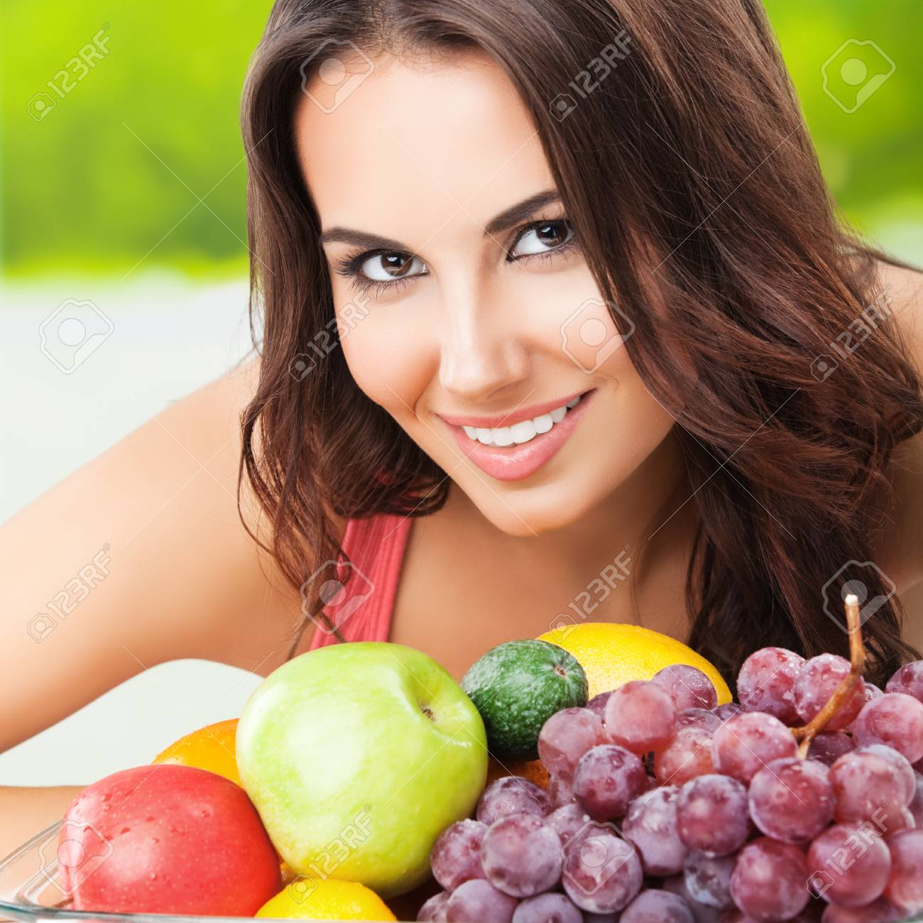 Fruit diet - a guarantee of beauty and health 78