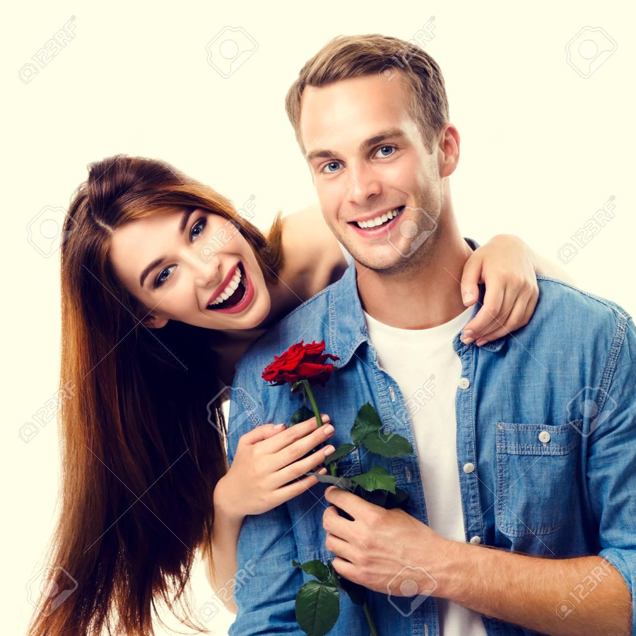 Beispiel Online-Dating-Profil weiblich