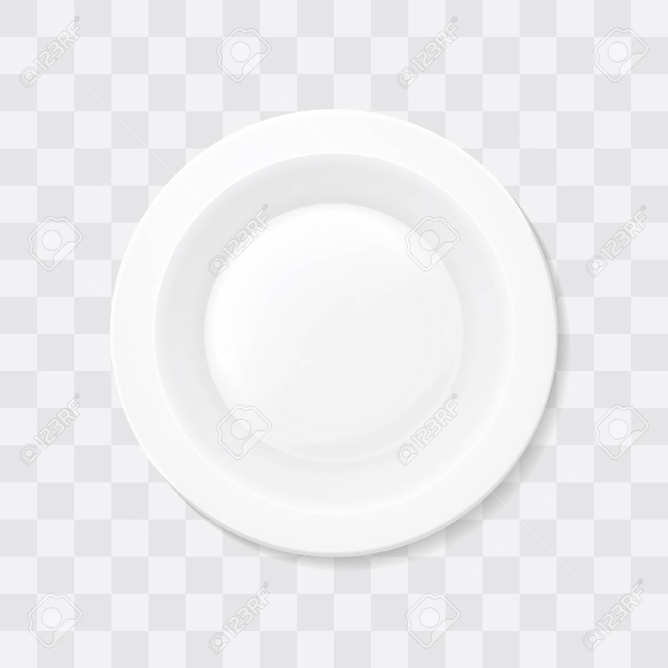 empty white soup plate top view realistic bowl royalty free cliparts vectors and stock illustration image 78844577 empty white soup plate top view realistic bowl