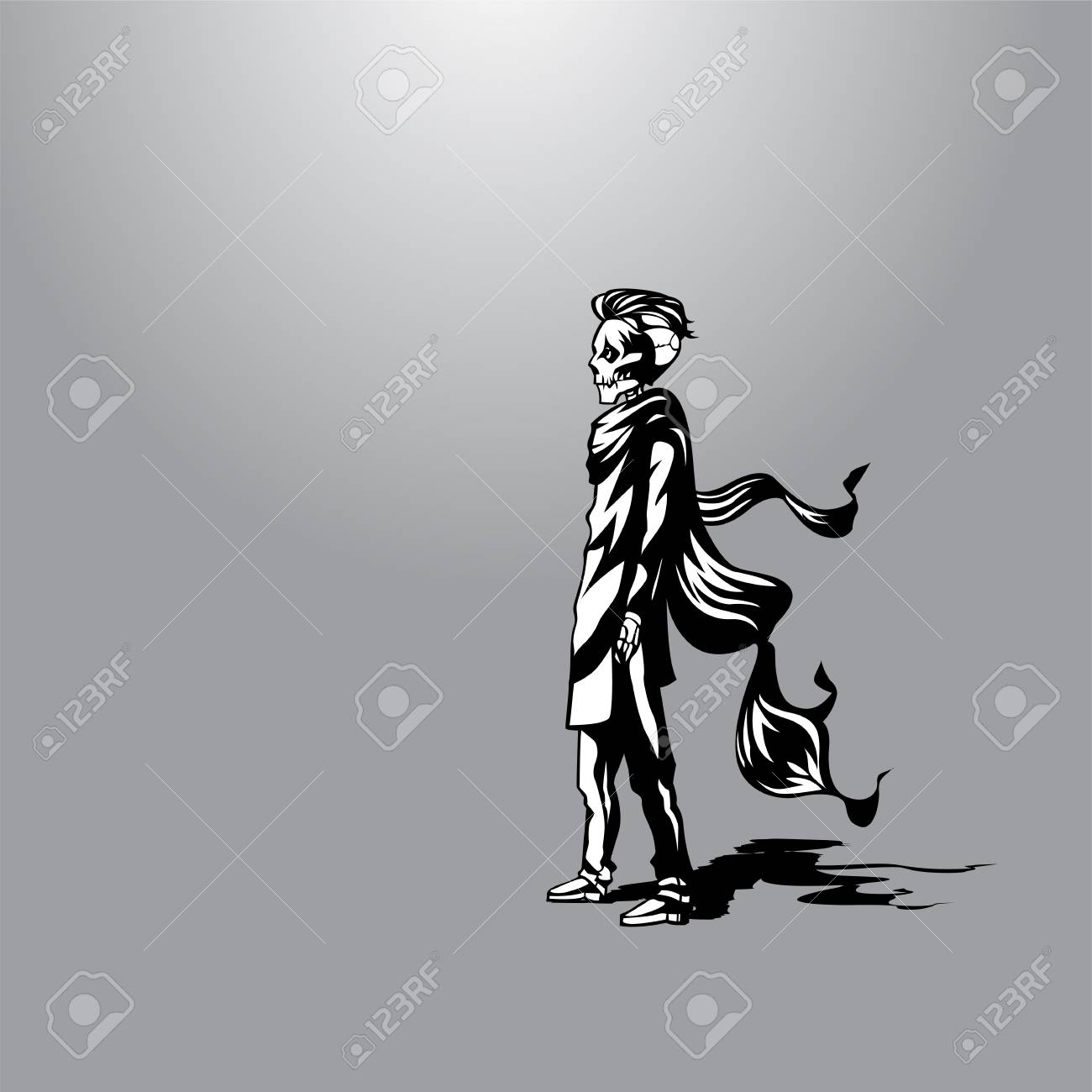 waiting for death vector illustration royalty free cliparts vectors and stock illustration image 95742212 waiting for death vector illustration