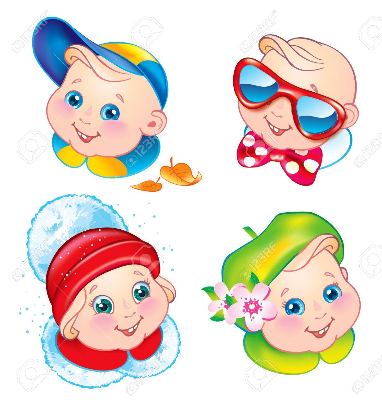 c1801b6f7e5 Children in winter