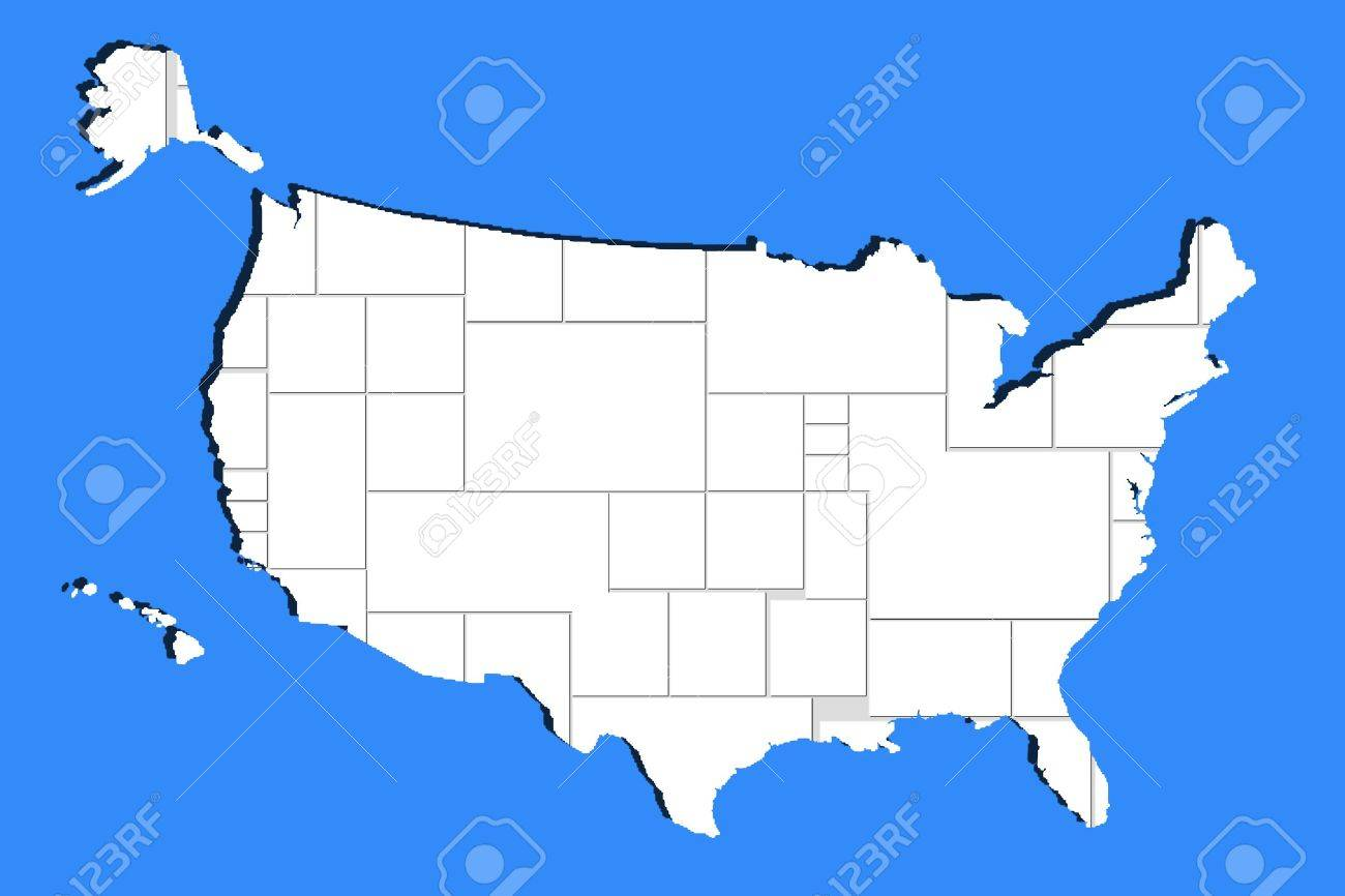 Usa Maps Blank Google Images Blank States Map Dr Odd United - Blank usa map images