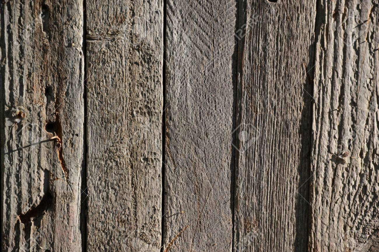 Old Rustic Wooden Fence As A Background Stock Photo Picture And